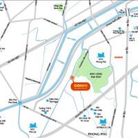 Bán 5 suất căn hộ Penthouse sân vườn, dự án Conic Riverside Quận 8, chỉ từ 23 triệu/m2