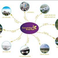 Bán nhanh căn hộ 2 ngủ giá 1.1 tỷ tại Eurowindow River Park
