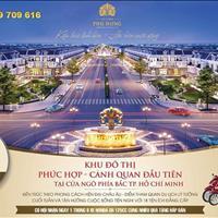 Đất nền trung tâm thành phố Đồng Xoài Bình Phước - Cát Tường Phú Hưng, chỉ từ 745 triệu/nền
