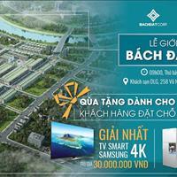 Hàng hot block D8 - Bách Đạt Riverside - mở bán 16/12, 50 triệu/nền