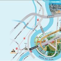 Bán căn hộ mặt tiền Lương Định Của - Thanh toán 30% nhận nhà ngay - Giá 47.6 triệu/m2, bao gồm VAT