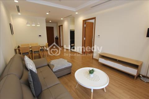 Cho thuê căn hộ 349 Vũ Tông Phan - Riverside Garden, 3 phòng ngủ, đồ cơ bản, 13 triệu/tháng