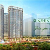 Tặng trên 200 triệu chung cư Sunshine Garden Hai Bà Trưng, giá từ 30.9 triệu/m2 căn 45 - 140m2