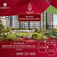 Mở bán đợt 1 Diamond Brilliant khu đô thị Celadon Tân Phú, chiết khấu 10%