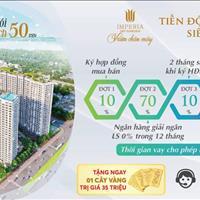 Chỉ với 210 triệu sở hữu ngay căn hộ cao cấp chuẩn 5 sao Imperia Sky Garden