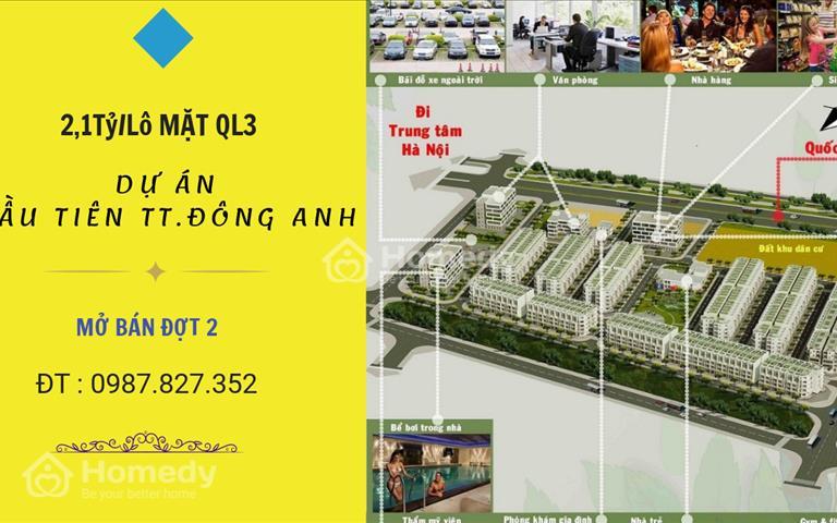Lễ ra mắt và ký HĐMB ngày 20/12/2018 dự án đất nền Happy Land 1/5 thị trấn Đông Anh, Hà Nội
