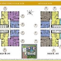 Bán chung cư Imperia Garden – 203 Nguyễn Huy Tưởng, 74m2, 2 phòng ngủ, đủ đồ