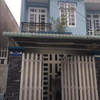 Nhà đẹp 6x13m, đúc tấm, 3 phòng ngủ, đường 5m, ấp Trung Đông 1, gần chợ Thới Tứ, Hóc Môn