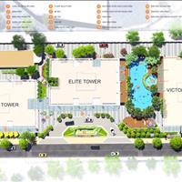 Chung cư rẻ nhất quận Cầu Giấy, nhận nhà trước Tết, có cảnh quan, khuôn viên cây xanh