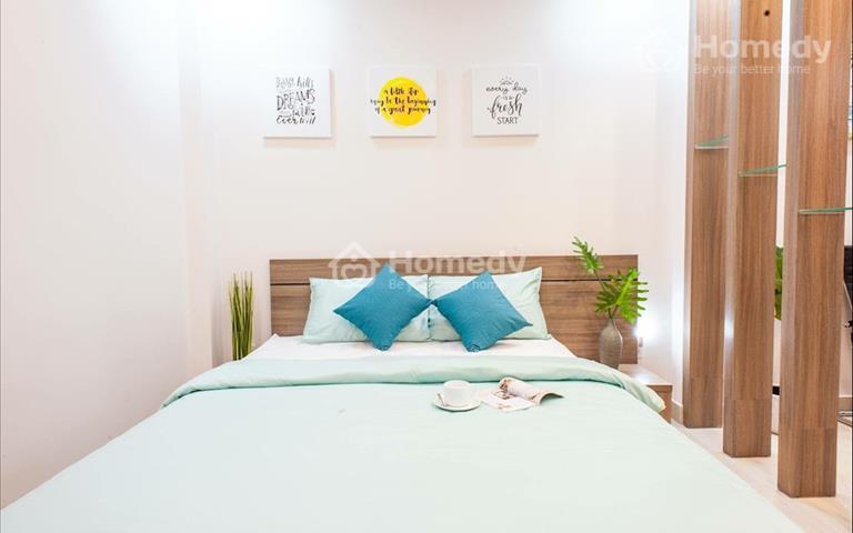 Căn hộ Studio mới toanh thiết kế hiện đại ngay Trương Định, quận 3
