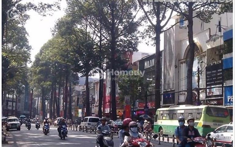 Bán gấp nhà mặt tiền Trần Hưng Đạo, quận 5, 6.8x22, DTCN 155m2, giá cực tốt, giá chỉ 44.5 tỷ