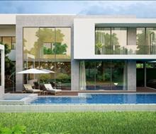 Biệt thự phong cách hiện đại ở Đà Nẵng