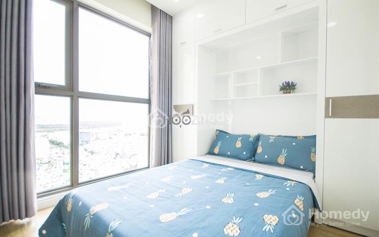 Chính chủ cho thuê căn hộ 2 phòng ngủ River Gate quận 4 full nội thất, 20 triệu/tháng
