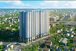 Chung cư Amber Riverside được xây dựng trên khu đất có diện tích rộng hơn 6.085m2 với quy mô gồm 1 tòa chung cư cao 23 tầng và 285 căn hộ.