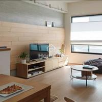 Cho thuê căn hộ Bộ Tư Lệnh Biên Phòng, phố Trần Bình, 75m2, đồ cơ bản, 2 phòng ngủ