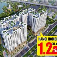 Căn hộ hot nhất quận Long Biên, chỉ từ 1,2 tỷ