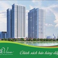 Bán căn hộ 2 phòng ngủ 1,7 tỷ dự án Eco Lake View 32 Đại Từ, nhận nhà ngay