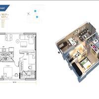 Bán căn hộ 2 phòng ngủ tại Nguyễn Văn Cừ giá chỉ từ 1,2 tỷ full nội thất