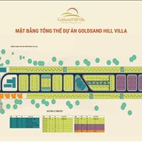 Dự án Goldsand Hill - Mũi Né - Phan Thiết - Bình Thuận đã có sổ hồng