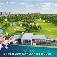 Bán chung cư Aqua Bay 46m2, 58m2, 69m2, 90m2, 150m2, 200m2 giá tốt nhất thị trường, liên hệ Mr Hải