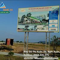 Liền kề thương mại khu đô thị Xuân An, thuận lợi kinh doanh, giàu sang đôi đường