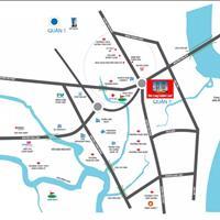 Chính chủ bán căn A20-06 dự án Đức Long Golden Land Quận 7 view sông Sài Gòn giá 2.02 tỷ