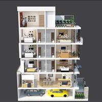 Shophouse HD Mon - mặt đường kinh doanh 17,5m trục đường giao với Nguyễn Cơ Thạch giá 180 triệu/m2