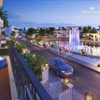 Bán lô góc 2 mặt tiền dự án Thăng Long Home Thủ Đức 7x20m giá 5,1 tỷ