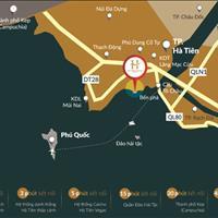 Đất nền nhà phố khu đô thị mới Hà Tiên - vị trí tuyệt đẹp - giá yêu thương