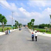 Bán đất làm xưởng hoặc xây nhà vườn tại xã Nhị Bình, Hóc Môn, đường 8m xe hơi quay đầu
