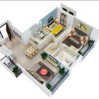 Bán gấp căn hộ 2 phòng ngủ 85m2 tại One 18 Ngọc Lâm, Long Biên giá gốc