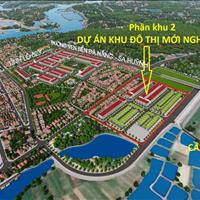 Bán đất nền biệt thự view sông - cạnh Cửa Biển - trung tâm thành phố Quảng Ngãi