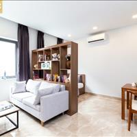 Cho thuê căn hộ cao cấp Trần Trọng Cung quận 7 55m2, 1 PN, 70m2, 2 giường ngủ, cọc 1 tháng