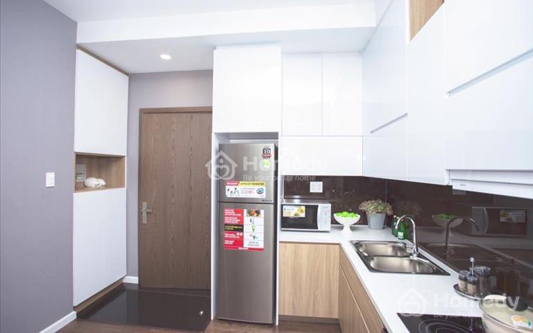 Căn hộ chung cư mới cao cấp Mizuki Park Nguyễn Văn Linh 2PN, bao phí quản lý 1 năm, giá từ 4 triệu