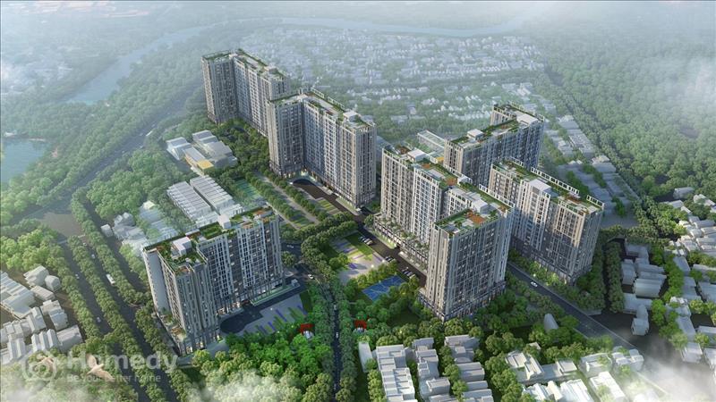 Dự án Pi City Thạnh Xuân TP Hồ Chí Minh - ảnh giới thiệu
