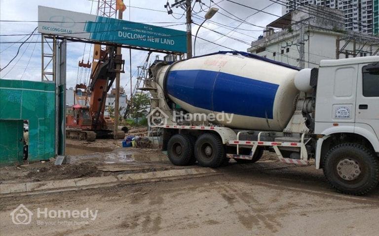 Chính chủ bán căn A15-05 dự án Đức Long New Land quận 8 - Mặt tiền Tạ Quang Bửu