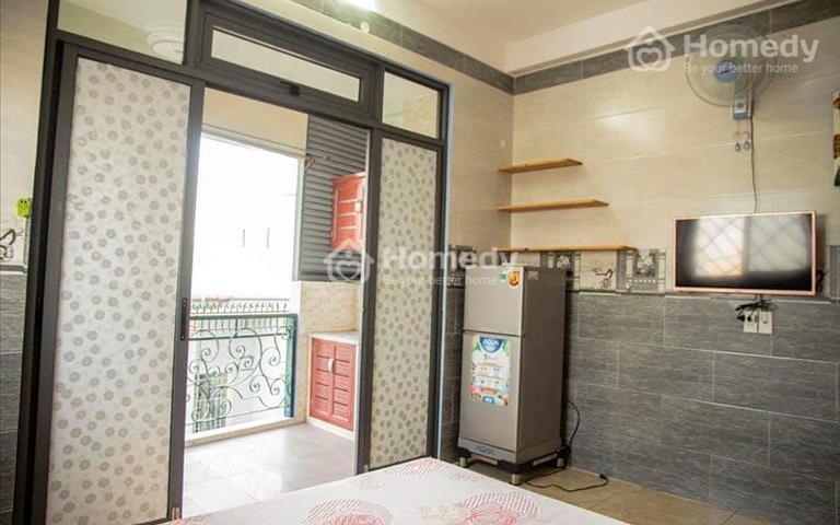 Cho thuê căn hộ full nội thất quận Tân Phú - Giá rẻ