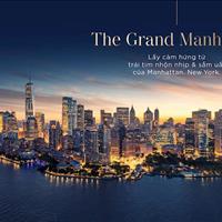 Căn hộ Novaland quận 1, The Grand Manhattan - trả trước 1,4 tỷ mỗi tháng góp 1,5%, chiết khấu 18.5%