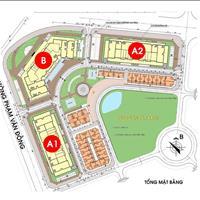 Mở bán sàn thương mại kiot, 65m2, 88m2,100m2, dự án IA20 Ciputra Bộ Quốc Phòng