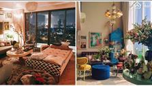 Choáng với hai căn hộ triệu đô đẹp 'rụng rời' của nhà thiết kế Lý Quý Khánh