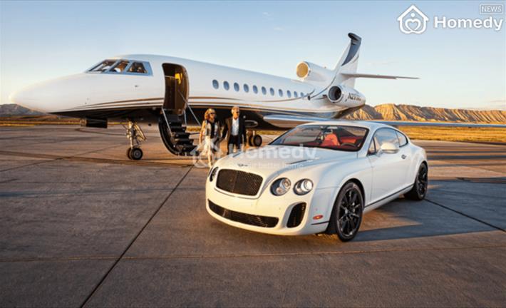 Vì sao người giàu di cư ngày càng nhiều?