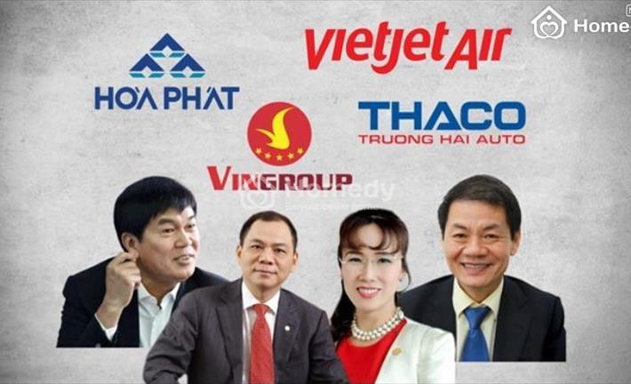 Tổng tài sản 4 tỷ phú USD Việt Nam nhiều cỡ nào?