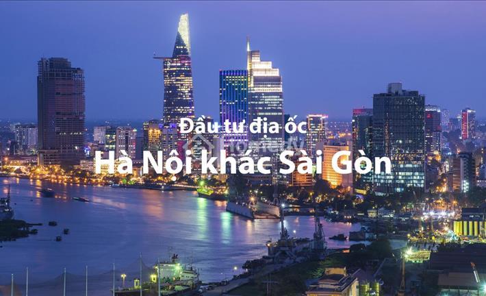 Sự khác biệt bất ngờ giữa thị trường địa ốc Sài Gòn và Hà Nội