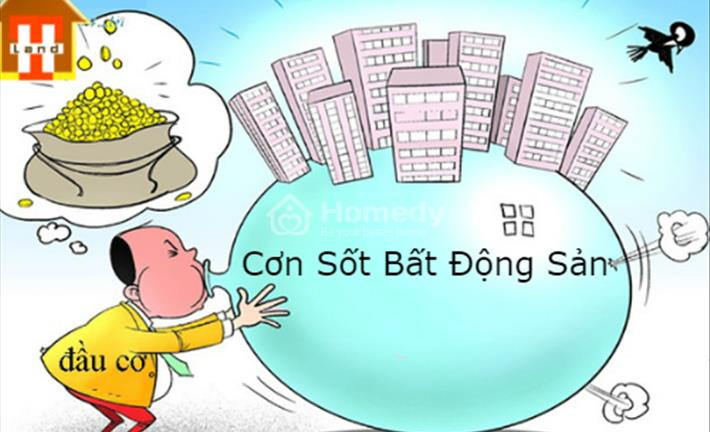 Cảnh báo: nguy cơ vỡ trận thị trường bất động sản!