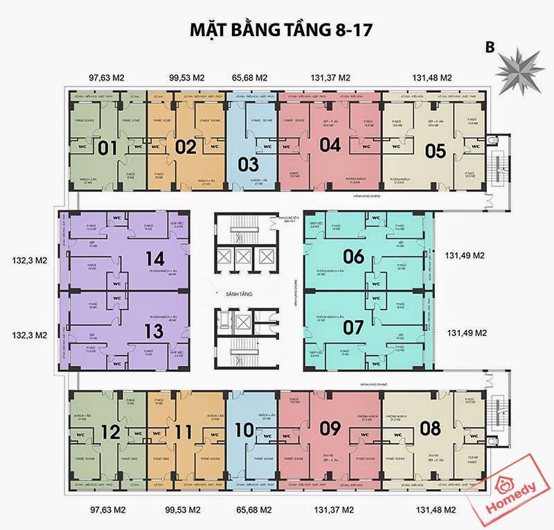 mat bang