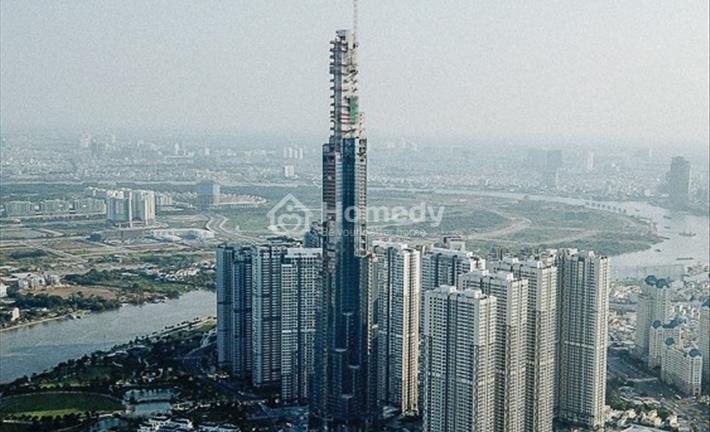 Cận cảnh tòa tháp cao thứ 10 thế giới của tỷ phú Phạm Nhật Vượng