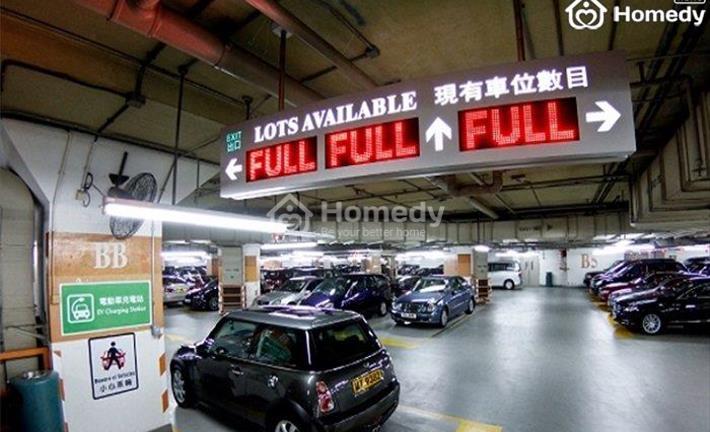 Hồng Kông: 1.600 tỷ đồng/căn hộ, 29 triệu đồng/tháng gửi xe