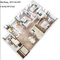 Săn ngay căn góc 3 phòng ngủ, 105m2 tòa B dự án Imperia Sky Garden giá rẻ giật mình