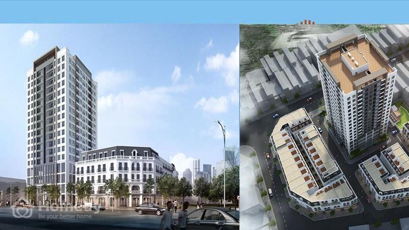 Dự án PHC Complex 158 Nguyễn Sơn Hà Nội - ảnh giới thiệu
