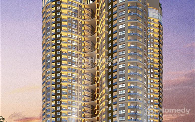 New, chủ đầu tư 360 Giải Phóng ra bảng hàng chính thức dự án Sky View Plaza